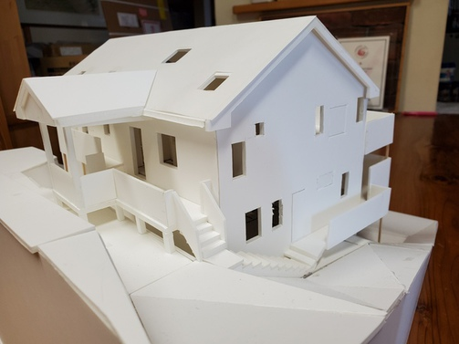 横須賀市秋谷で新築です。